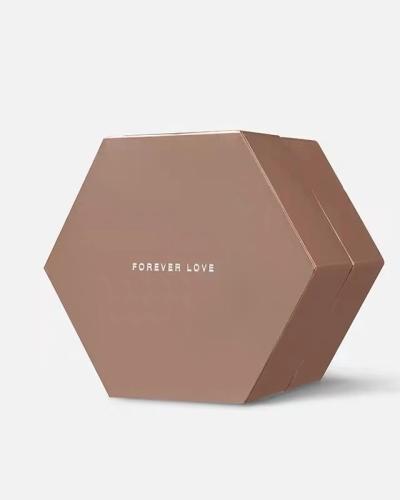 BOX013 GOLD ROSE