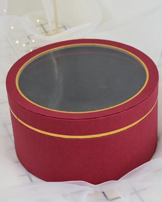 BOX224 RED WINDOW